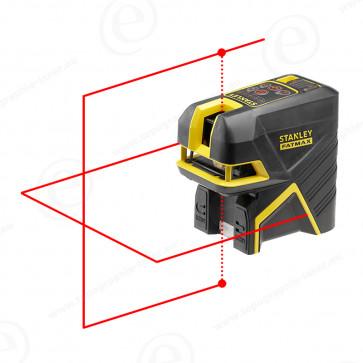 Niveau laser STANLEY SCRP2 2 lignes 2 points