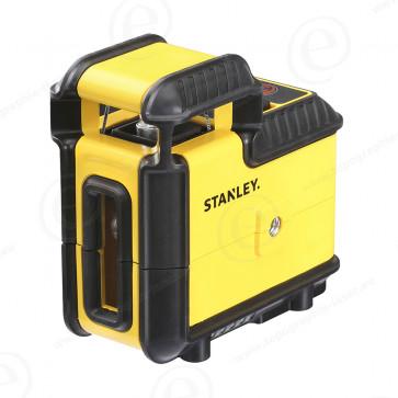 Niveau laser ligne STANLEY SLL360 cross 360 horizontal et vertical