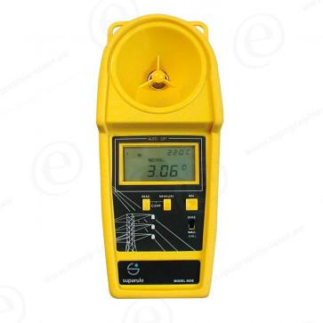 Télémètre à ultrason pour mesure de câble en hauteur
