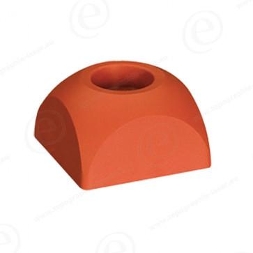 Borne polyroc FENO dôme 80x80x45 Amarre 500mm-635520-31