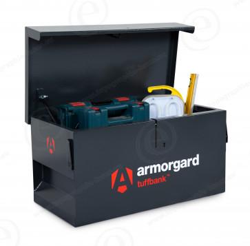 Coffrets de chantier ARMORGARD Tuffbank-ARM-TUFFBANK-31