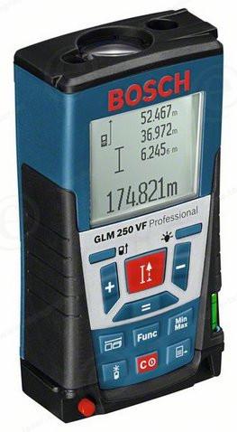Telemetre laser bosch glm 250