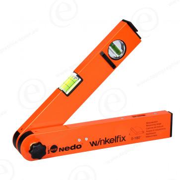 Rapporteur d'angle NEDO Winkelfix SHORTY 305mm