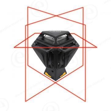 Niveau laser 3 lignes 360 degrés