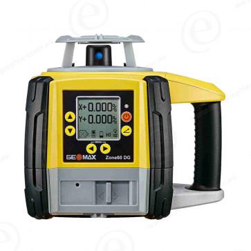 Niveau laser double pente GEOMAX Zone 60DG