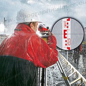 785c9cad90e1b Niveau optique de chantier Leica NA728 - Topographie Laser