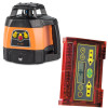 Pack Guidage complet niveau FL105HA  FMR600 trépied et mire