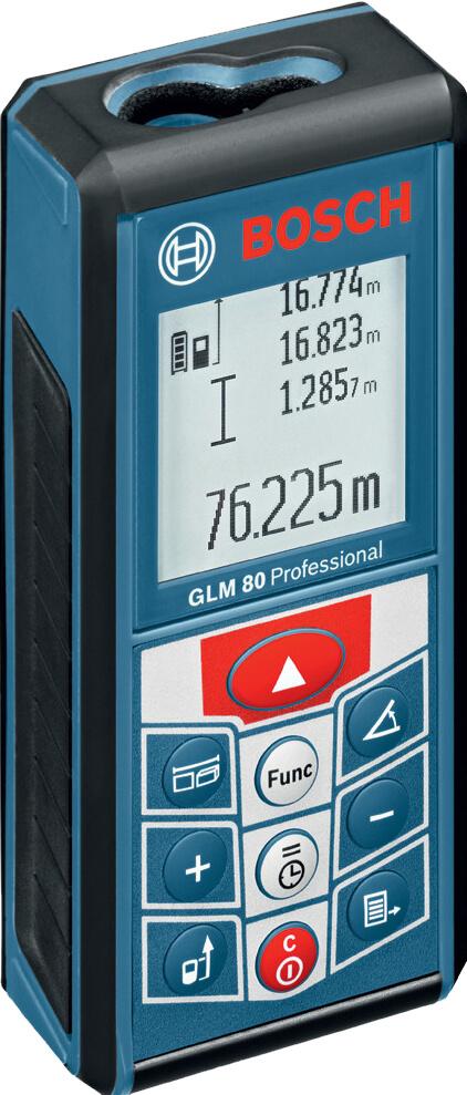 Telemetre bosch GLM80