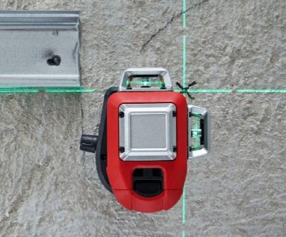 LEICA Lino L6G - Conçu pour tous les chantiers