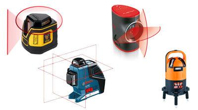 niveau laser interieur