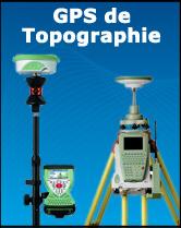 Materiel pour Geometre - GPS de topographie