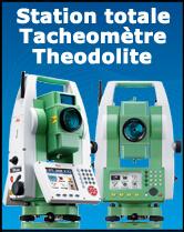 Materiel pour geometre - Station totale Tacheometre Theodolite