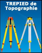 Materiel du geometre - Trepied special topographie