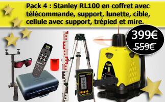 Laser rotatif Stanley RL100