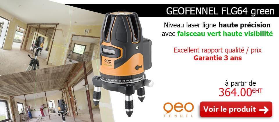 Niveau laser ligne GEOFENNEL