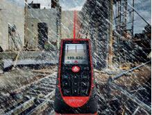 telemetre laser étanche et robuste le telemetre disto D510