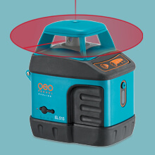 niveau laser rotatif pas cher EL515 laser automatique