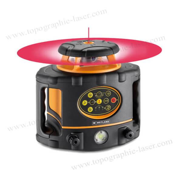 Niveau laser professionnel topographie laser - Niveau laser rotatif automatique ...