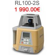 Niveau laser rotatif topcon, laser de chantier Topcon, laser double pente topco,