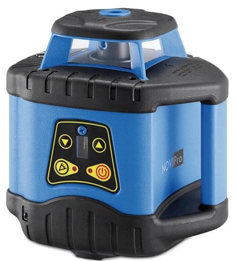 laser rotatif pas cher Novipro AFL40T